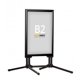 Swing Pro - B2 (50 x 70,7cm) - Zwart