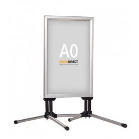 Swing Pro - A0 - Geanodiseerd aluminium