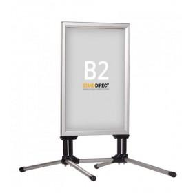 Swing Pro - B2 (50 x 70,7cm) - Eloxiertes Aluminium