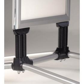 Swing Pro - A1 - Geanodiseerd aluminium