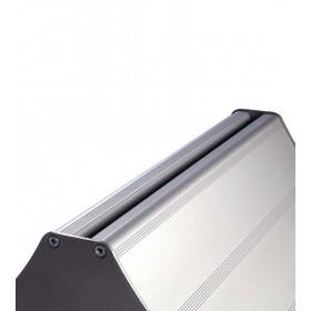 Basis met klem systeem voor vaste panelen