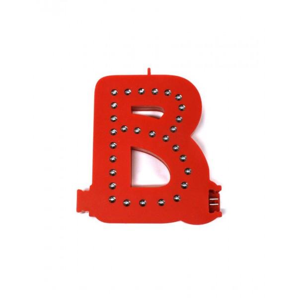 Lichtgevende letters (B)