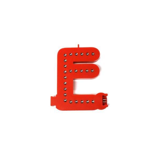 Lichtgevende letters (E)