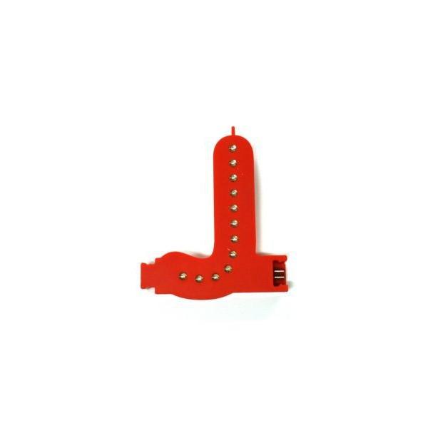 Lichtgevende letters (J)
