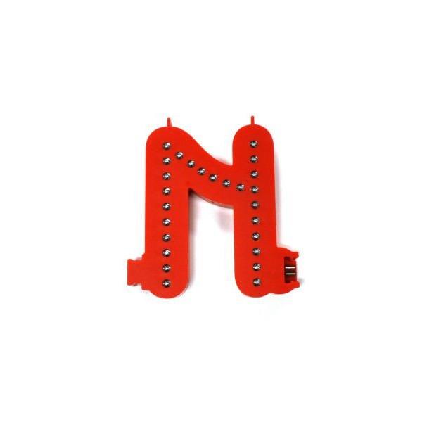 Lichtgevende letters (N)