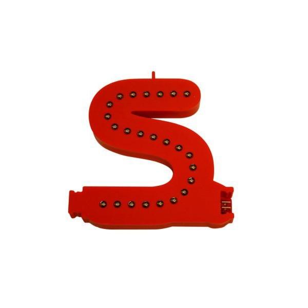 Lichtgevende letters (S)