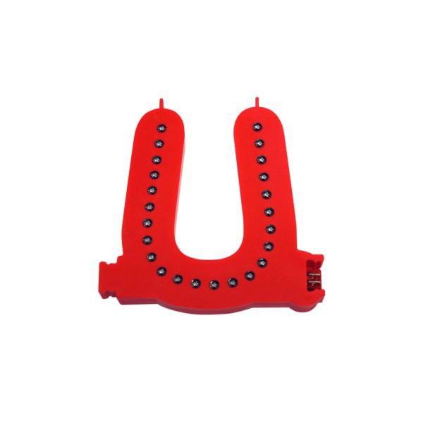 Lichtgevende letters (U)