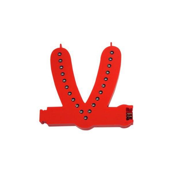 Lichtgevende letters (V)