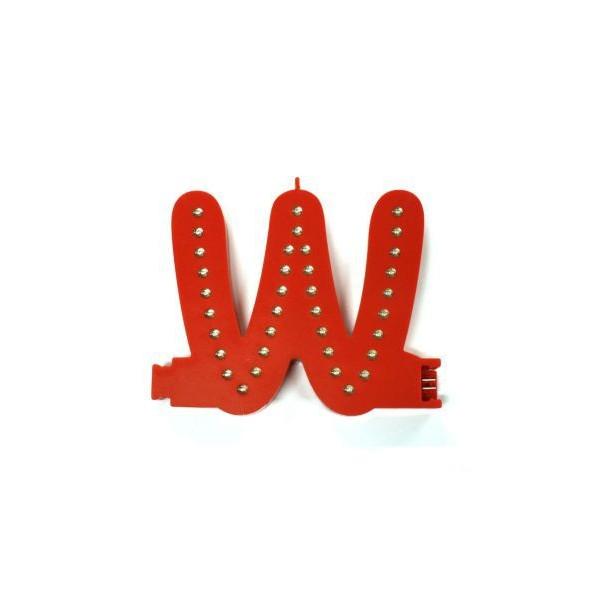 Lichtgevende letters (W)