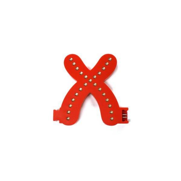 Lichtgevende letters (X)
