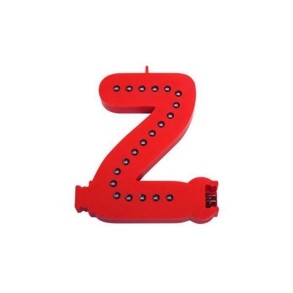 Lichtgevende letters (Z)