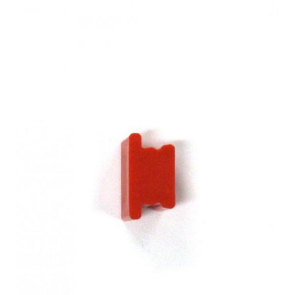 Bouchon de finition pour lettres LED modulaires