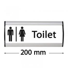 """Hinweisschild """"Sign"""" - 52x200mm"""