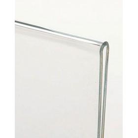 Folderstandaard plexiglas - A6 - Liggend