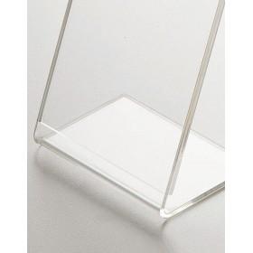 Présentoir de comptoir A4 plexiglas