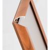 Cadre en bois, ouverture clic clac