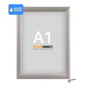Waterdichte kliklijst, 25mm profiel - A1