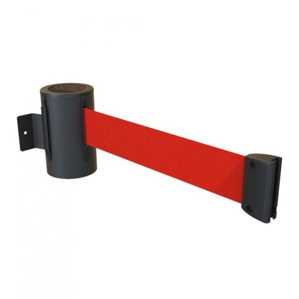 Absperr-Gurtkassette mit einer Länge von 250cm, 320cm oder 370cm