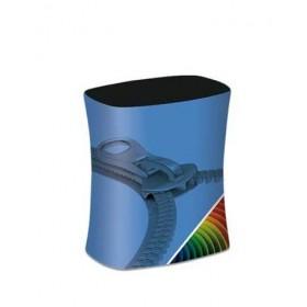 Comptoir rectangulaire tissu M1