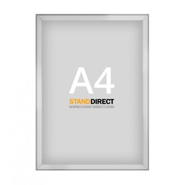 A4 Klapprahmen, 20mm Eckprofil