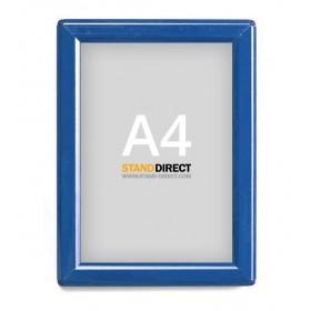 Cadre Opti Frame Bleu - A4 (21 x 29,7cm) - Bleu
