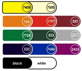 Palette standard
